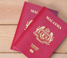 Buy real Malaysian passport online