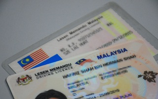 Buy real Malaysian driver's license online with bitcoin