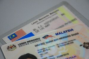 Buy real Malaysian driver's license online