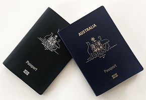 Buy fake Australian passport online