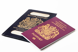 Buy fake British passports online