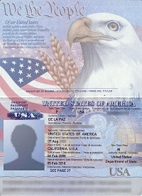 Buy fake US passport online