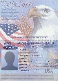 Buy fake US passport online