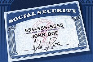 Buy social security card online