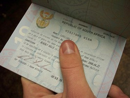 Buy South African visa online cheap