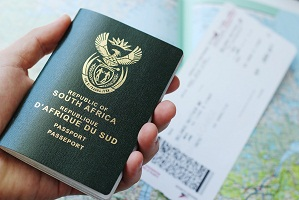 Buy fake South African passport online cheap