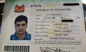 Buy real Singapore Visa online in my city