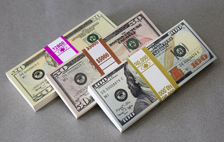 Buy fake United States dollars online with bitcoin