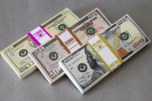 Counterfeit US dollar for sale