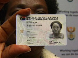 Fake South African Id card for sale online