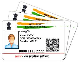 Buy fake Aadhaar card online