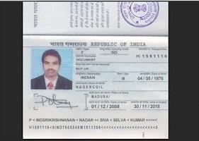 Buy fake Indian passport online