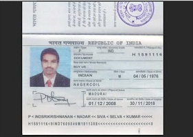 Real India passport for sale