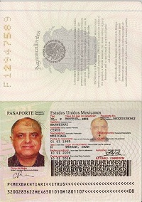 Buy fake Mexican passport online