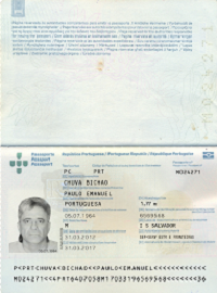 Buy fake Portuguese passport online