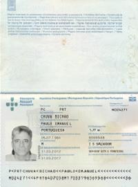 Buy fake Portuguese passport online