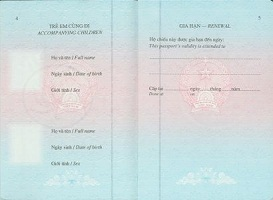 Buy fake Vietnamese passport online