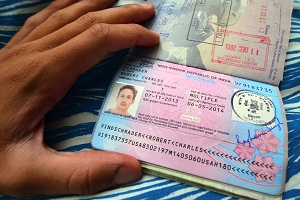 Buy Real travel visa for India online cheap