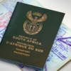 Buy South African visa online