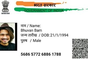 Buy fake Aadhaar card online