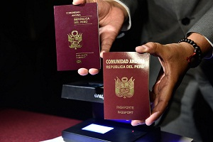 Buy fake Peruvian passport online