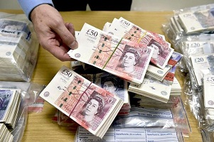 Buy fake Pound Sterling online