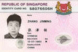 Buy fake Singapore id card​ online