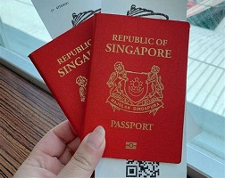 Buy fake Singapore passport online