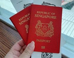 Buy fake Singapore passport online