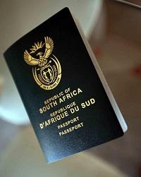 Buy fake South African passport online