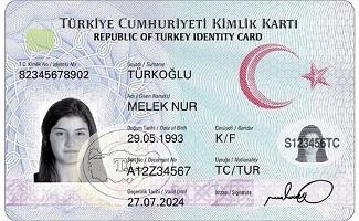 Buy fake Turkish id card online